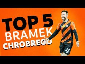 TOP 5 BRAMEK CHROBREGO (JESIEŃ 2020)
