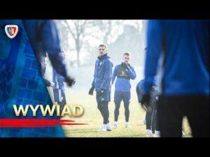 """Read more about the article """"Będziemy walczyć"""" – Tomas Huk przed przed meczem z Rakowem"""
