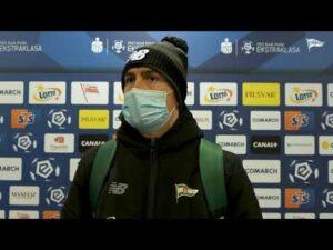 Maciej Gajos: Dążyliśmy do kolejnych trafień