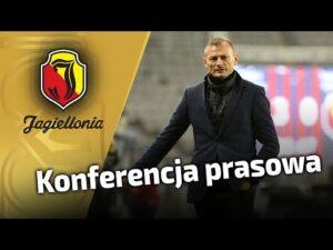 Konferencja po meczu Jagiellonia Białystok – Górnik Zabrze