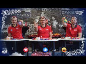 Read more about the article Christmas Challenge 2020: Adrian vs Łukasz vs Piotrek | MALOWANIE BOMBEK