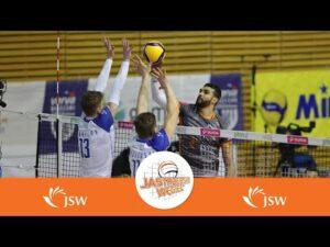 Read more about the article 10 wygrana w sezonie. Jastrzębski Węgiel lepszy od Vervy Warszawa