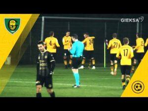 Skrót meczu Bytovia Bytów – GKS Katowice 1:2 (2 12 2020)