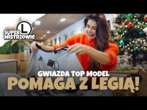 ANIA MARKOWSKA Z TOP MODEL W NASZEJ DRUŻYNIE! | #SuperMistrzowie