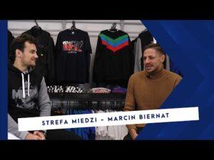 Read more about the article [MIEDŹ TV] STREFA MIEDZI: Marcin Biernat – w oczekiwaniu na bramkę dla Miedzi