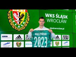 Krzysztof Mączyński na dłużej w Śląsku #Mączyński2023