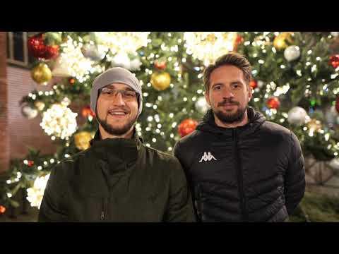Wesołych Świąt życzą Michał Kiełtyka i Karol Styś!