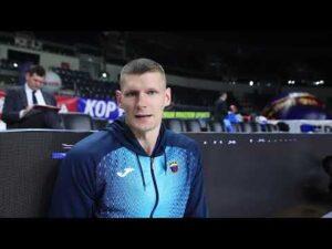 Raport po meczu | Polski Cukier Toruń – Legia Warszawa