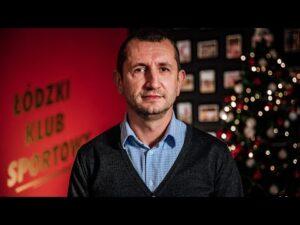 Akademia ŁKS życzy Wesołych Świąt!
