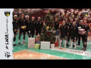 Świąteczne życzenia od #gdańskichlwów! 🦁🌟 | Trefl Gdańsk