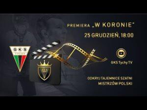 """Reportaż """" W Koronie"""" – odkryj tajemnice szatni Mistrzów Polski"""