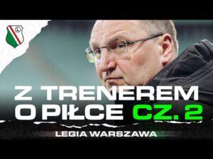 TRANSFERY, ZGRUPOWANIE I TAKTYKA | Świąteczny wywiad z Czesławem Michniewiczem cz. 2