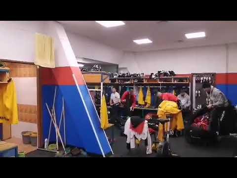 Pożegnanie drużyny przez Kibiców