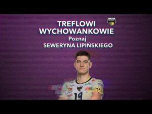 Treflowy wychowanek Seweryn Lipiński | Trefl Gdańsk