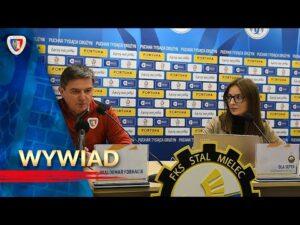 Read more about the article Konferencja Waldemara Fornalika po meczu ze Stalą Mielec
