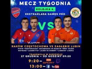 #EkstraklasaGames | 4. kolejka