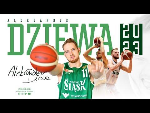 Aleksander Dziewa na dłużej w Śląsku! #Dziewa2023