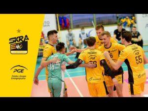 Read more about the article PGE Skra z pierwszym trofeum w sezonie 2020/2021! Brawo młodzież!