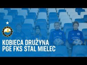 TV Stal: Kobieca drużyna PGE FKS Stal Mielec