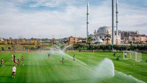 Read more about the article Przygotowania do piłkarskiej wiosny znów w Turcji