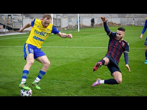 Sparing: Pogoń Szczecin – Arka Gdynia 2:2 (0:1).