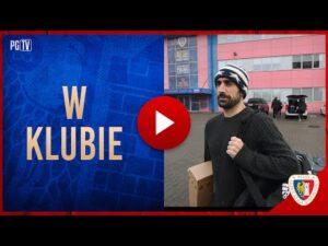 W KLUBIE | Powrót do treningów! Bojowe nastroje!