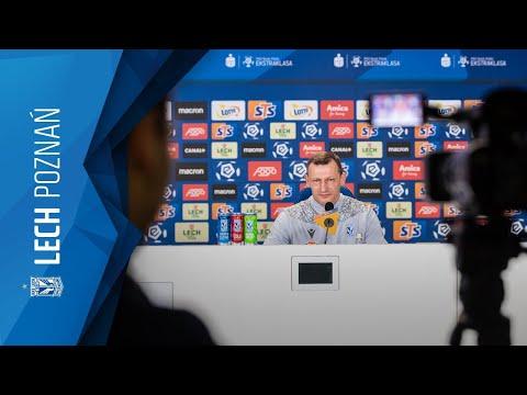 KONFERENCJA prasowa trenera Dariusza ŻURAWIA przed przygotowaniami do rundy wiosennej sezonu 2020/21