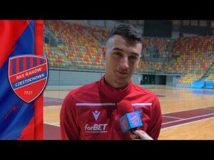 Igor Sapała: Cieszymy się z powrotu do treningów