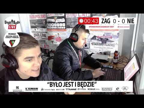 GADABUDA Relacja z meczu Michał Grzyb   Tomasz Tymiński