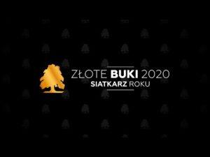 Złote Buki 2020. Siatkarz roku [NOMINACJE]