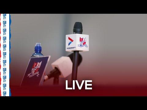 Wideokonferencja: Bogdan Kłys, Jan Nezmar, Robert Kasperczyk