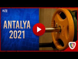 Read more about the article ANTALYA 2021 | Siłownia.