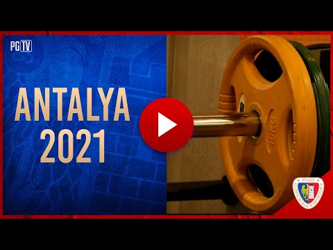 ANTALYA 2021 | Siłownia.
