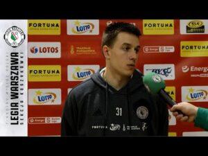 🏀🎙 | Legia – Zastal: Pomeczowe opinie | Legia Warszawa Koszykówka
