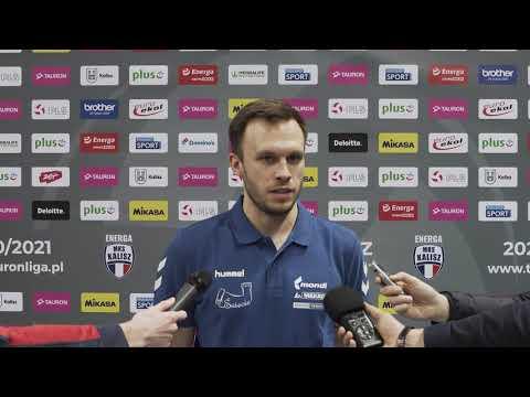 Wojciech Kurczyński: Miesiąc miodowy z drużyną trwa