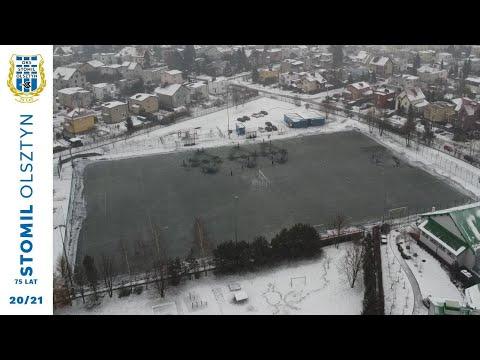 Trening Stomilu w zimowej scenerii (12.01.2021 r.)