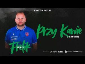 Przy kawie o Rakowie: Paweł Frelik | #RAKOWONTUR 🇹🇷