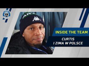 SZYBKIE KULISY   Curtis Jerrells i zima w Polsce