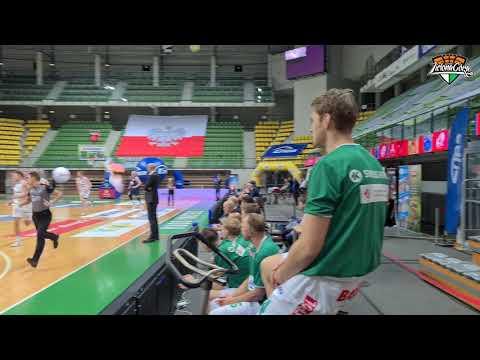 Enea Zastal BC Zielona Góra – Polski Cukier Toruń 94:82 (skrót meczu)
