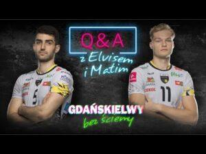 Read more about the article #gdańskielwy bez ściemy: Elvis i Mati | Trefl Gdańsk