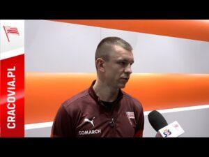 Read more about the article Oleksii Dytiatiev po meczu z Puszczą Niepołomice (13.01.2021)