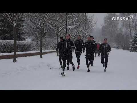 Test biegowy GieKSy: zmierz się z 5 kilometrami w 20 minut