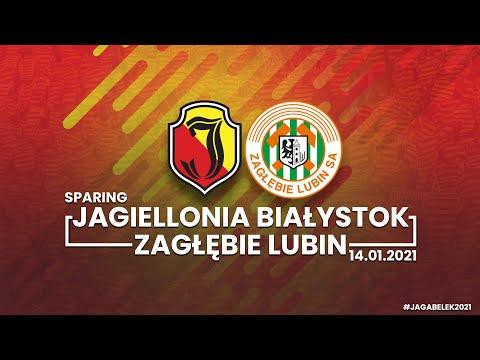 [Jaga w Belek 2021] Jagiellonia Białystok – Zagłębie Lubin