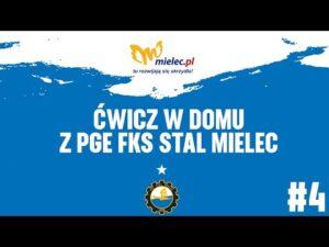 TV Stal: Ćwicz w domu z PGE FKS Stal Mielec #4