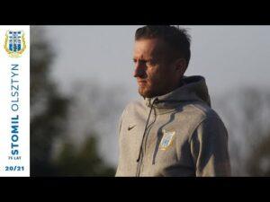 Łukasz Jegliński wraca na boisko (15.01.2021 r.)