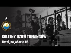 TV Stal: Kolejny dzień treningów #stal_na_obozie #5