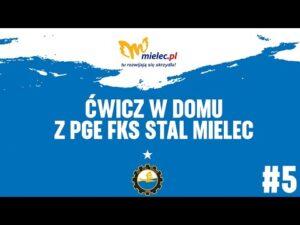 TV Stal: Ćwicz w domu z PGE FKS Stal Mielec #5