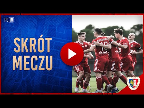 Skrót meczu kontrolnego Piast – Zoria | (2-1)