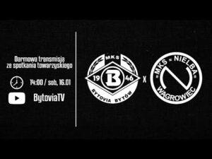 Read more about the article NA ŻYWO | MKS Bytovia Bytów – Nielba Wągrowiec