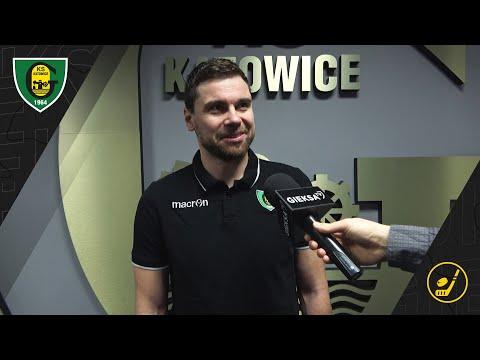Andriej Stiepanow w rozmowie z GIEKSA TV